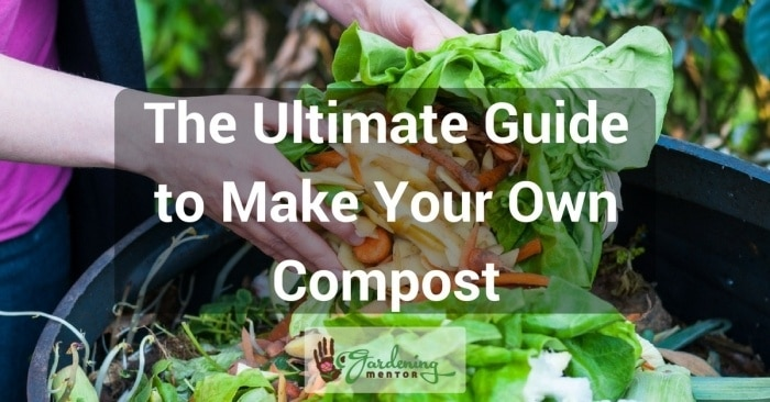 The ultimate guide to make your own compost