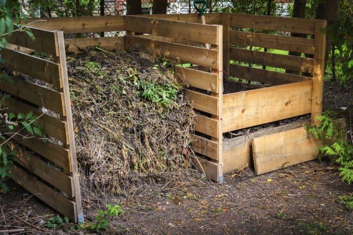 vertical garden composting