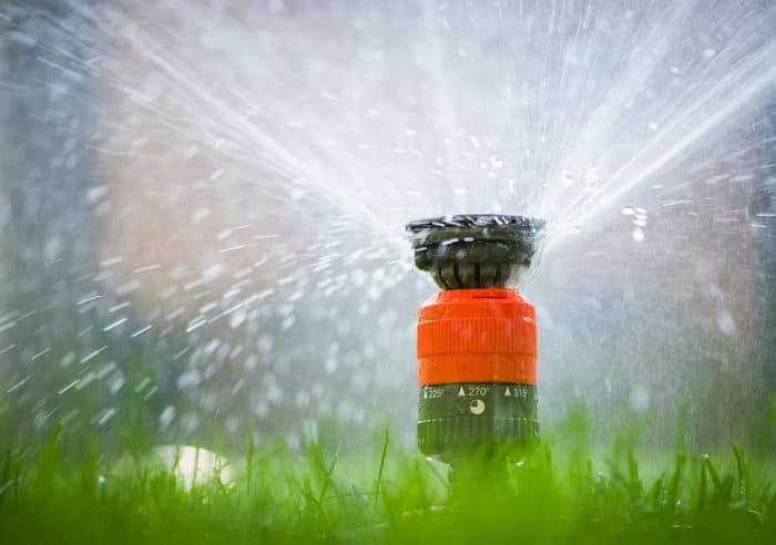 What Is The Best Sprinkler For Low Water Pressure